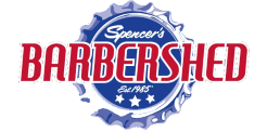 Spencers Barbershed